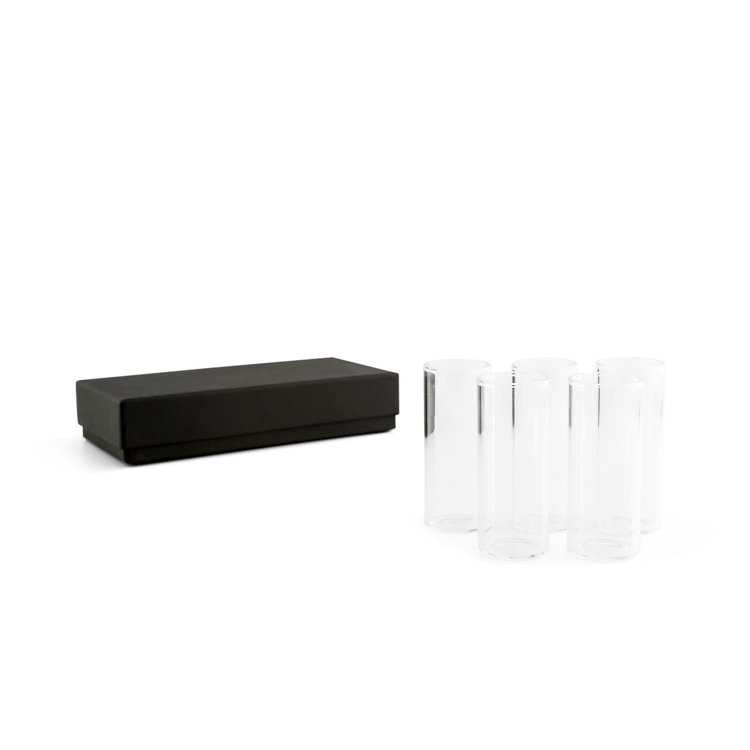 Constella Glass Inserts & Box Square