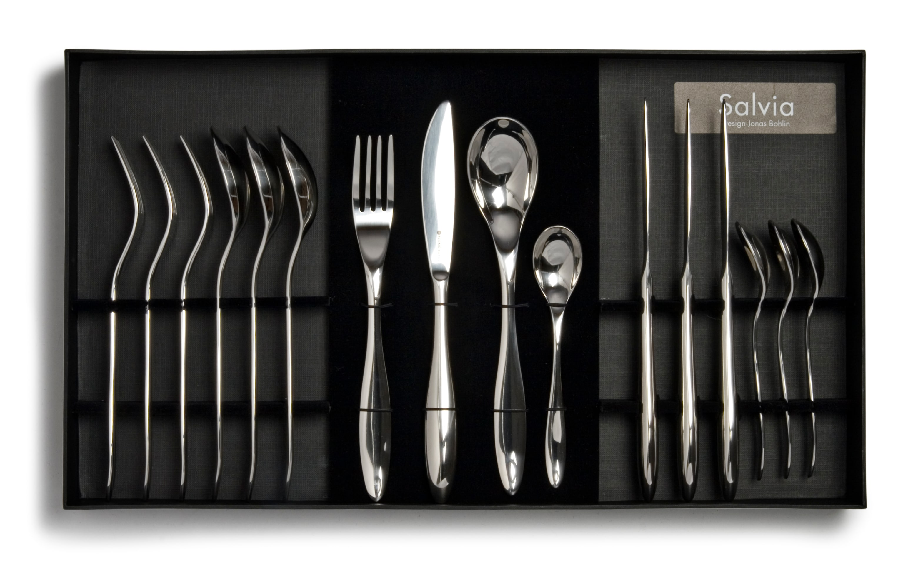Salvia Cutlery Set
